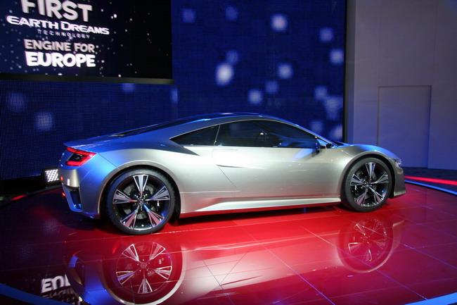 Автосалон Женева 2012: фото новых моделей Honda