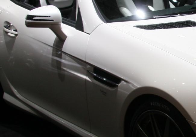Новый Mercedes-Benz SLK от Carlsson представлен на Женевском автосалоне 2012