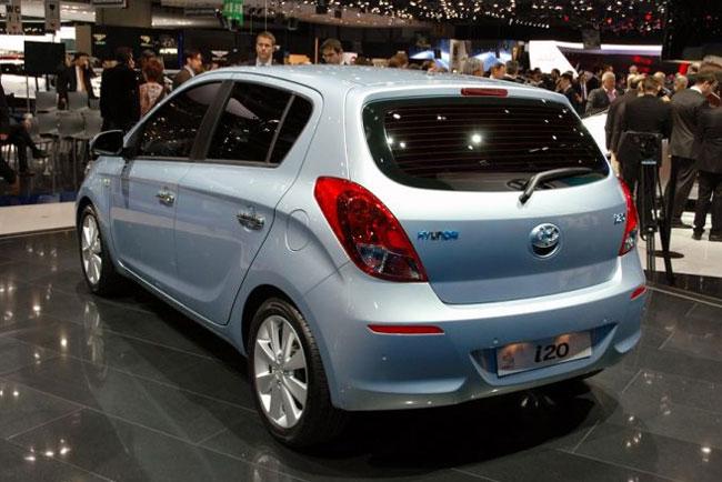 Обновленный Hyundai i20 представлен на Женевском автосалоне