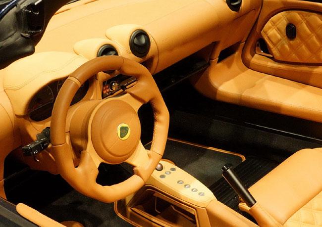 Открытая версия Lotus Exige S представлена на Женевском автосалоне 2012