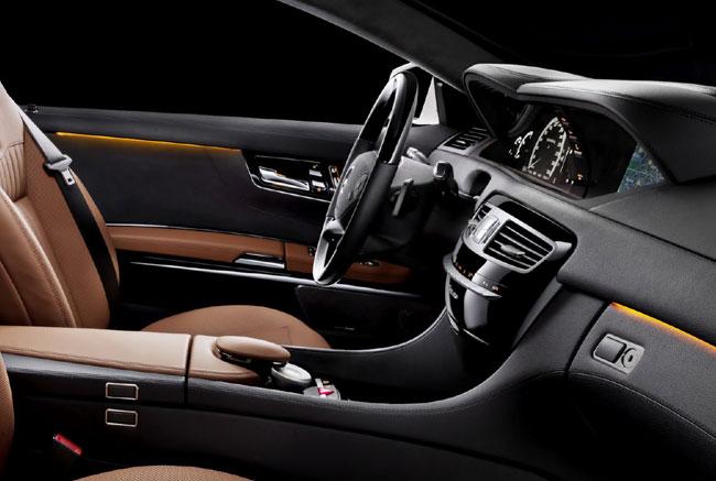 На Женевском автосалоне 2012 представлен юбилейный Mercedes CL-Class Grand Edition