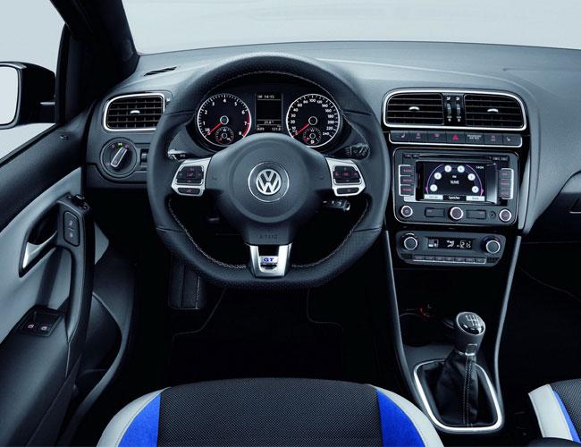 На Женевском автосалоне 2012 представлен спортивно-экономичный Volkswagen Polo BlueGT