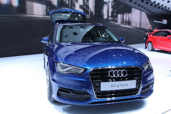 Автосалон в Женеве 2013: новинки Audi
