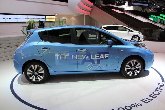 Женевский автосалон 2013: премьеры Nissan