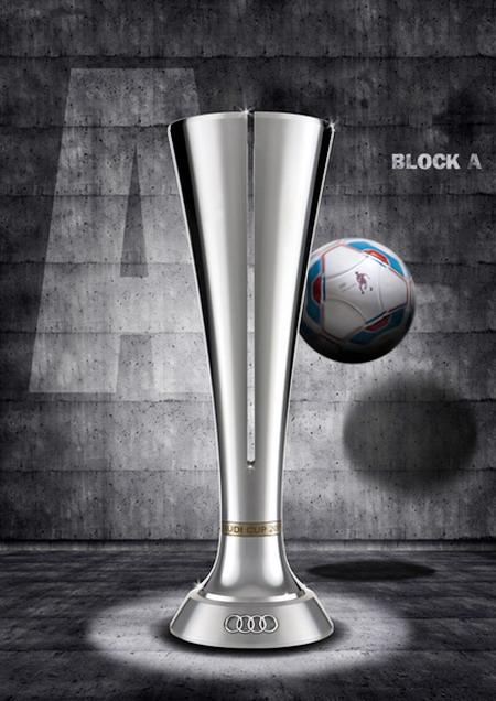 футбольный турнир Audi Cup 2011