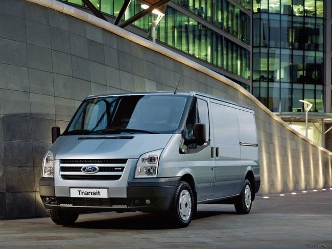 В России будут выпускать Ford Transit
