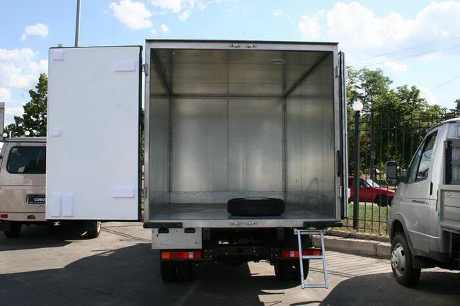 «АИС» начинает продажу высокотехнологичных фургонов на шасси «ГАЗели»