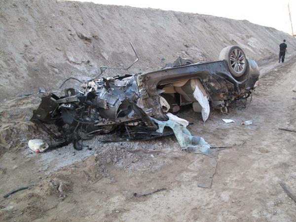 авария на Столичном шоссе