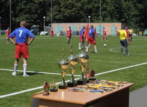 соревнования ГАИ по футболу