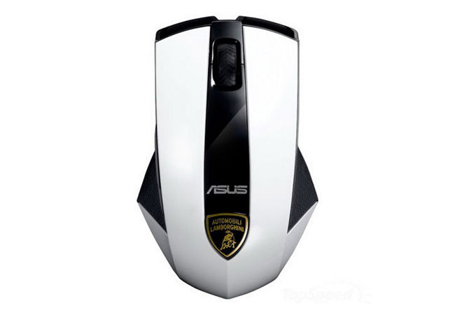 Asus WX Lamborghini Wireless Mouse