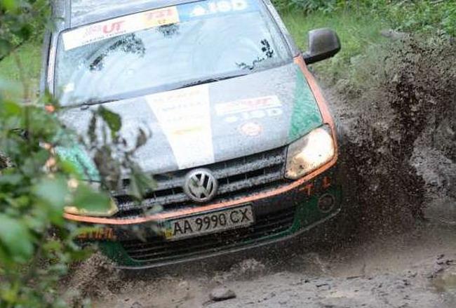 Volkswagen Amarok в ЧУ по трофи-рейдам «Украина Трофи»