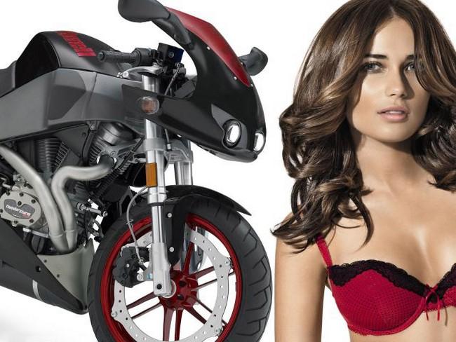 Мотоциклы Buell