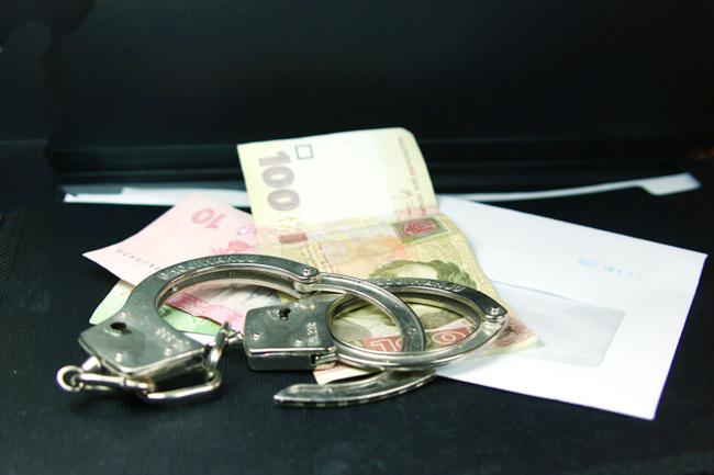 Дача взятки за нарушение ПДД