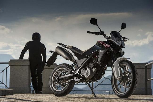 Производитель мотоциклов Husqvarna продан