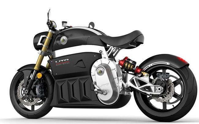 Электроцикл Lito Sora
