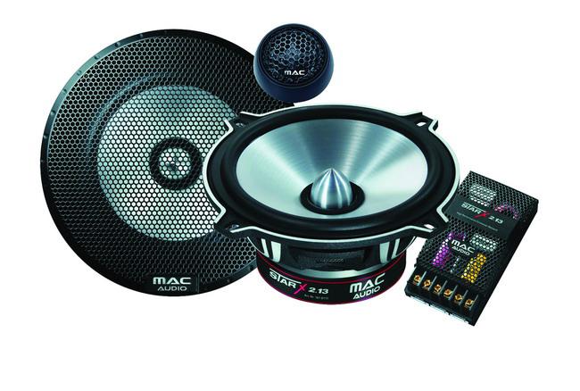2-х компонентная акустика Mac Audio