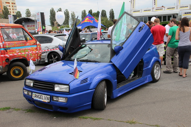 В минувший уик-энд в Украине прошел Volkswagen Fest UA 2012