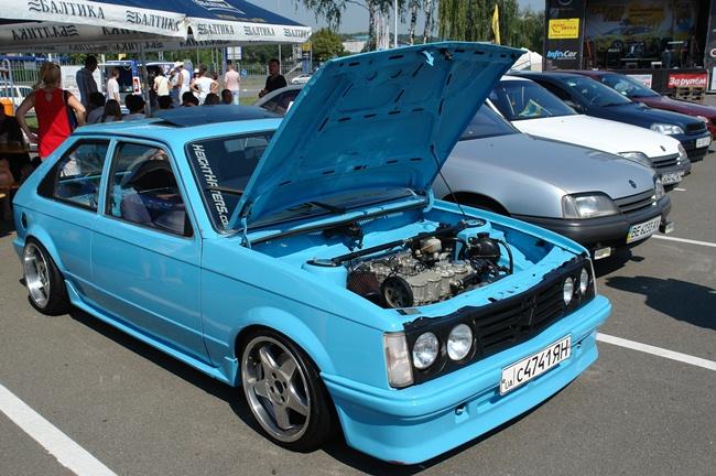Opel Club Fest 2012
