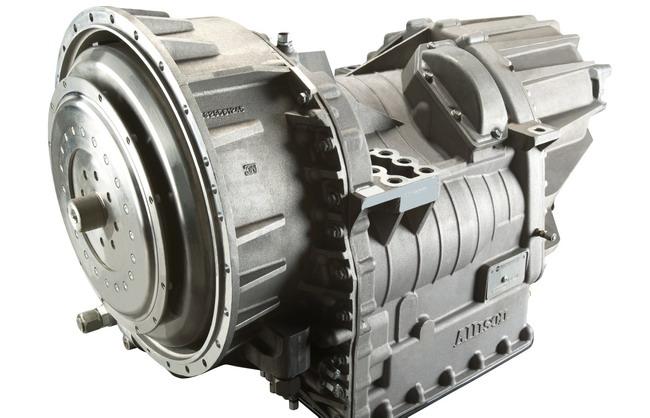 Автоматическая коробка передач Allison TC10