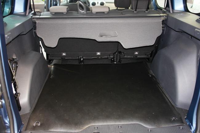 Новый фургон Renault Dokker