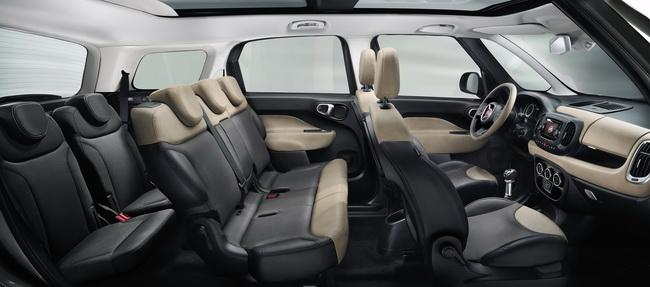 новые модификации Fiat 500L