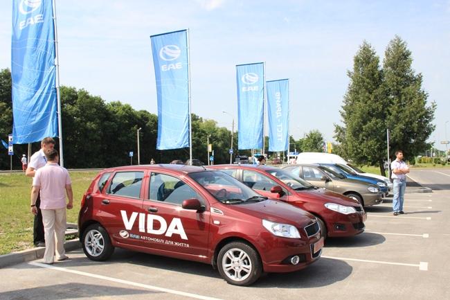 В субботу Народный тест-драйв автомобилей посетит столицу Крыма – город Симферополь