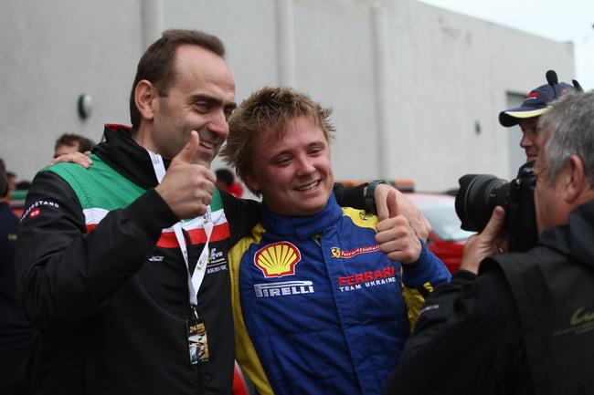 Украинец Сергей Чуканов победил в Ле Мане!