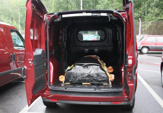 Opel Сombo четвертого поколения