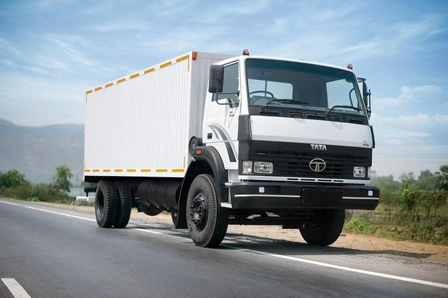 грузовики ТАТА в Украине