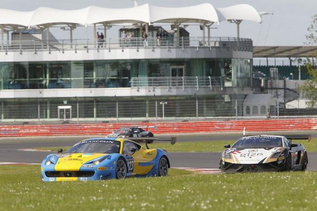 Новое испытание для Team Ukraine Racing with Ferrari