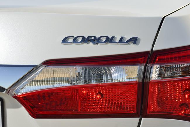 Новая Toyota Corolla 11-го поколения