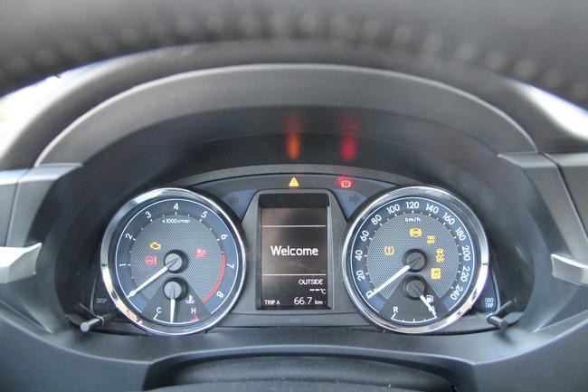 Тест-драйв новой Toyota Corolla