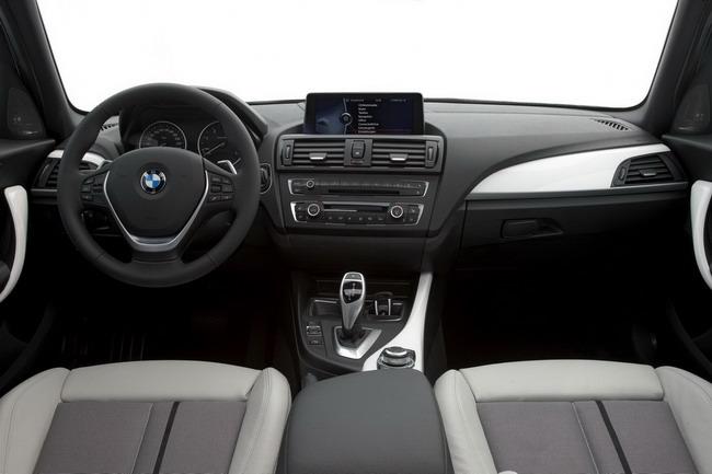 BMW 1-Series 2012