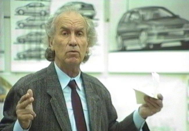 Марк Демидовцев пробыл на посту главного дизайнера ВАЗа четверть века.