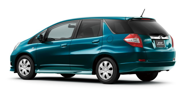 Honda Fit Shuttle