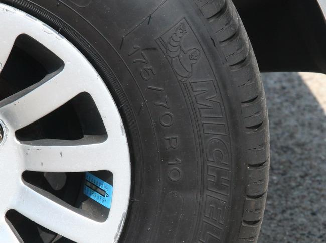 Ширина перспективных 10-дюймовых шин сохранится на прежнем уровне.