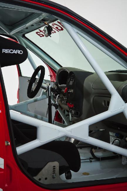 Lada Granta Sport: при конструировании учтены все требования безопасности.