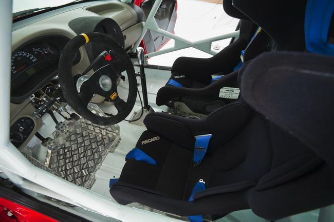 Lada Granta Sport стала базовым автомобилем новой кубковой серии.