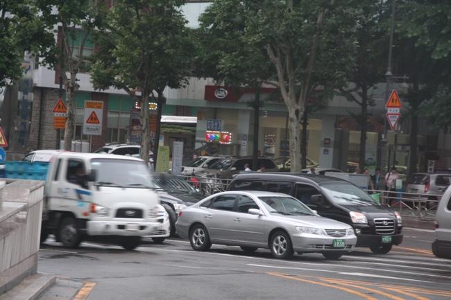 Иномарки в Южной Корее - относительная редкость: сами корейцы объясняют это своим патриотизмом.