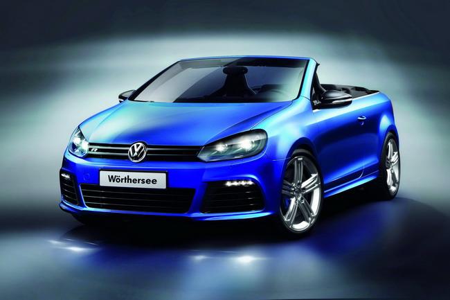 Volkswagen Golf R Convertible