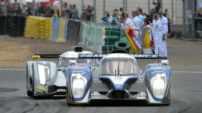TOP-10 важных событий автоспорта в 2011 году