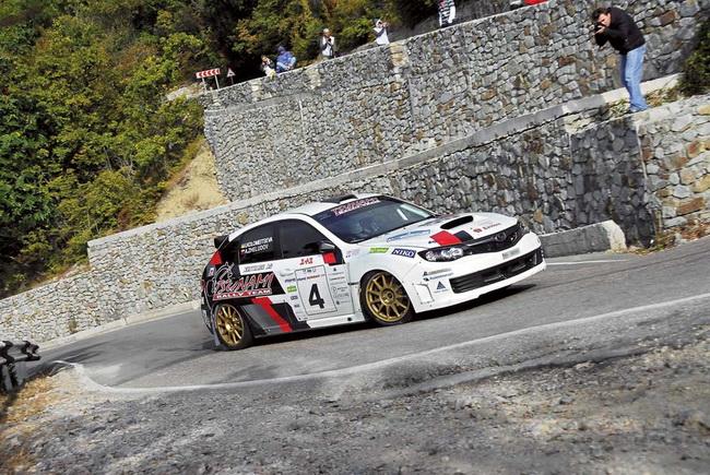 Превью Prime Yalta Rally 2011