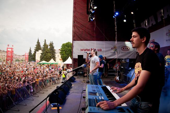 KIA Fan Fest стартовал!