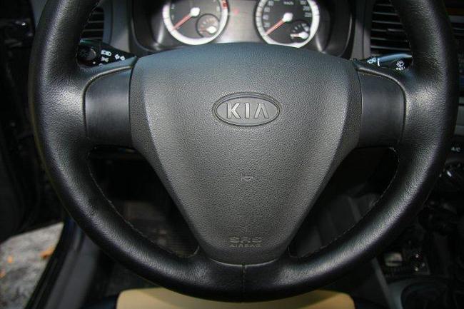 Подержанный Kia Rio II
