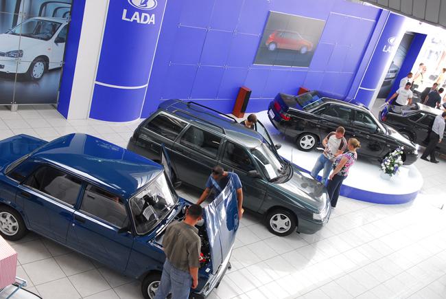 В Украине цены на автомобили Lada могут подняться до конца года