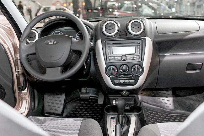 Автомобили Lada Granta с АКПП