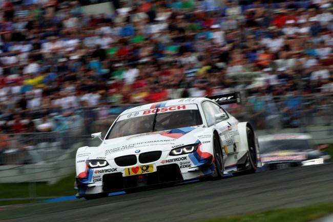 BMW в гонках DTM