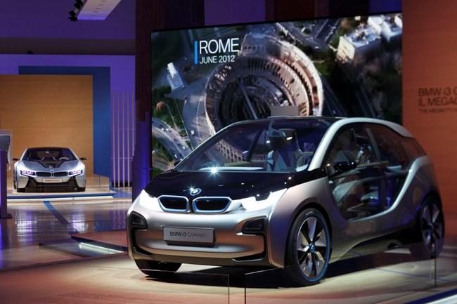 BMW получил награды премии Green Good Design