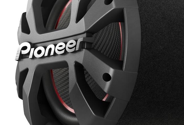 Новый сабвуфер Pioneer TS-WX304T