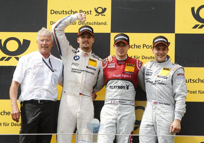 Гонки DTM 2012: Audi возвращается!